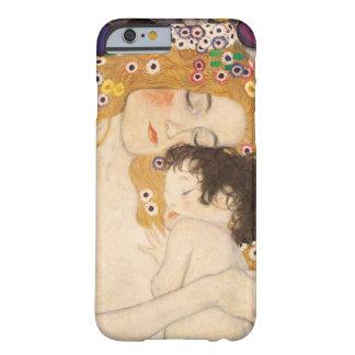 Mère et enfant de Gustav Klimt Coque Barely There iPhone 6