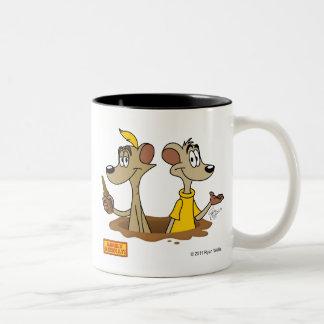 Merely Meerkats Mug