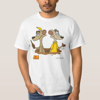 Merely Meerkats T-Shirt