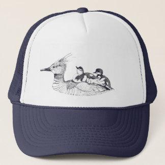 Merganser Trucker Hat