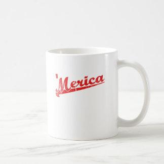 'Merica #2 (Vintage) Coffee Mug