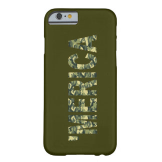 'MERICA Camo iPhone 6 case