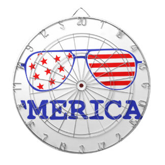 'Merica Dartboard