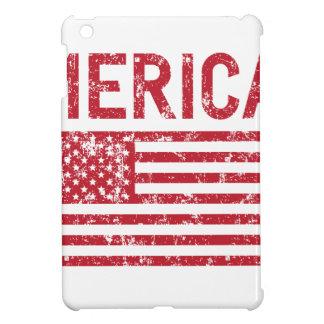 Merica Flag Cover For The iPad Mini