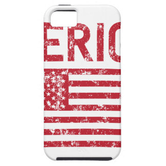 Merica Flag iPhone 5 Covers