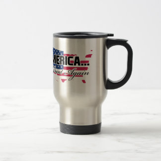 Merica Great Again Travel Mug