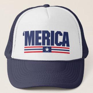 Merica logo Cap