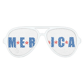 Merica Party Shades