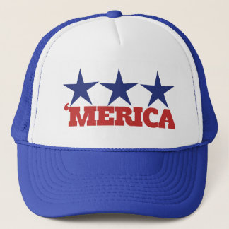 Merica Trucker Hat
