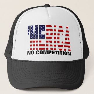 "'MERICA U.S. Flag ""No Competition"" Hat"
