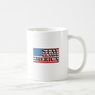'MERICA US Flag Vintage Distressed T-shirt j G.png Coffee Mug