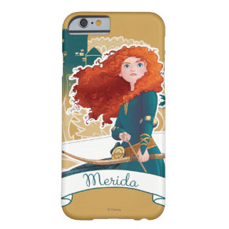 Merida - Brave Princess Barely There iPhone 6 Case