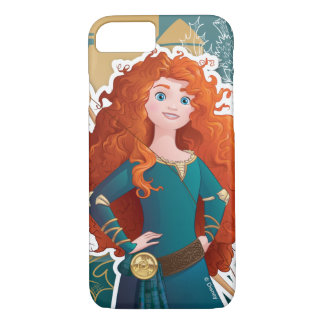 Merida - Confidence Makes Me Brave iPhone 7 Case