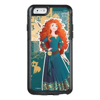 Merida - Confidence Makes Me Brave OtterBox iPhone 6/6s Case