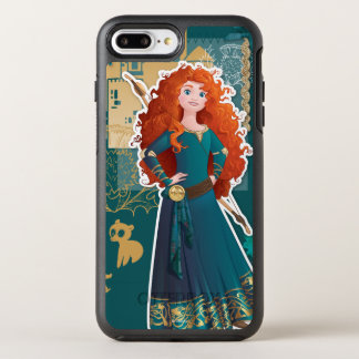 Merida - Confidence Makes Me Brave OtterBox Symmetry iPhone 7 Plus Case