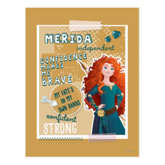 Merida - Independent Postcard