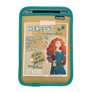 Merida - Independent Sleeve For iPad Mini