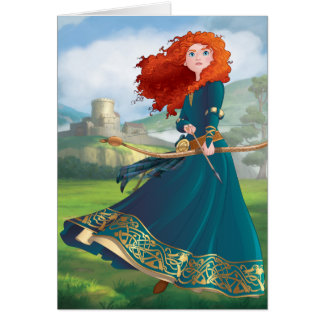 Merida | Let's Do This Card