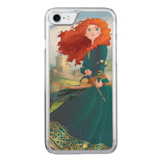 Merida | Let's Do This Carved iPhone 7 Case