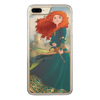 Merida | Let's Do This Carved iPhone 7 Plus Case