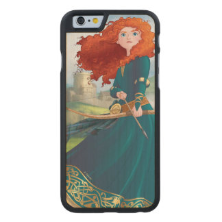 Merida | Let's Do This Carved Maple iPhone 6 Case