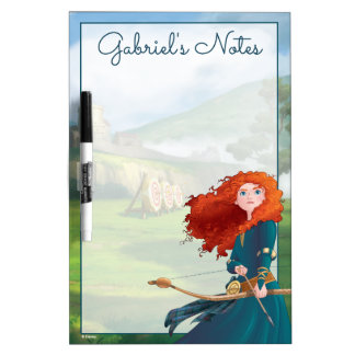 Merida | Let's Do This Dry Erase Board