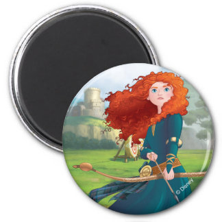 Merida | Let's Do This Magnet