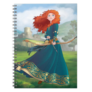 Merida | Let's Do This Notebook