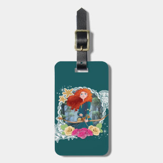 Merida - My Fate is in my Own Hands Luggage Tag