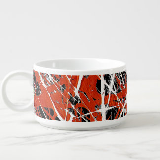 MERIDIAN (an abstract art design) ~ Chili Bowl