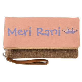 MeriRani Fold-Over Clutch