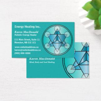 Merkaba Business Card