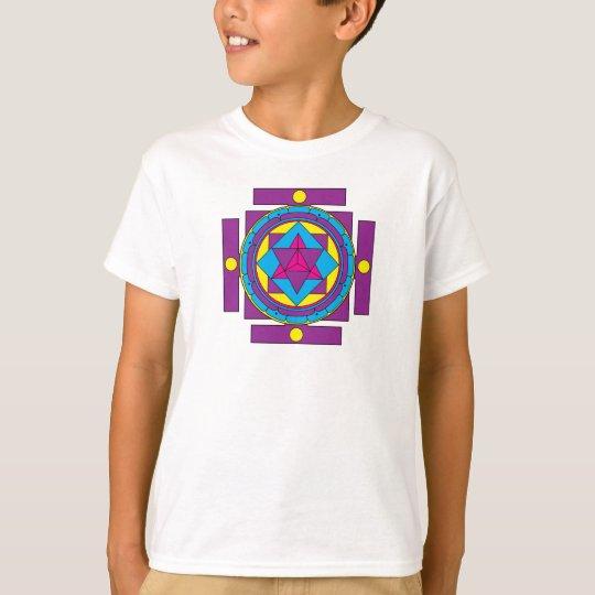 Merkaba Mandala T-Shirt