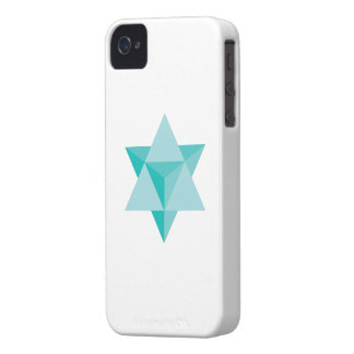 Merkaba Star Tetrahedron iPhone 4 Case-Mate Cases