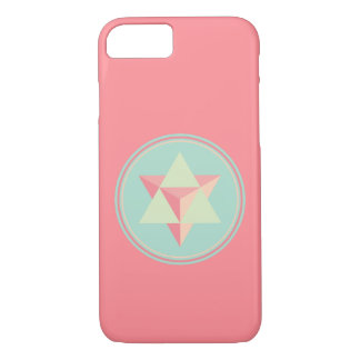 Merkaba Star Tetrahedron iPhone 8/7 Case