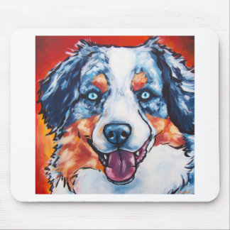 Merle Aussie Mouse Pad