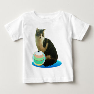 Merlin Cat Baby T-Shirt