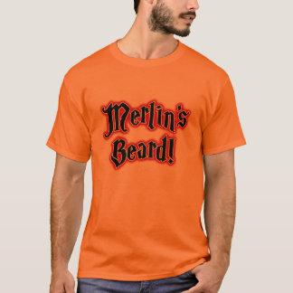 Merlin's Beard - Magic, Magician, Wizard T-Shirt