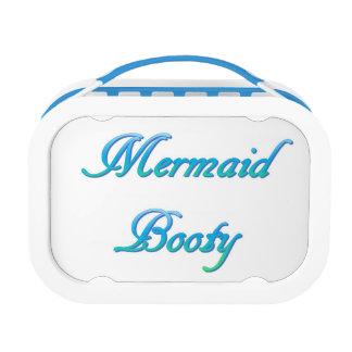 Mermaid 2-Sided Lunch Bento Box