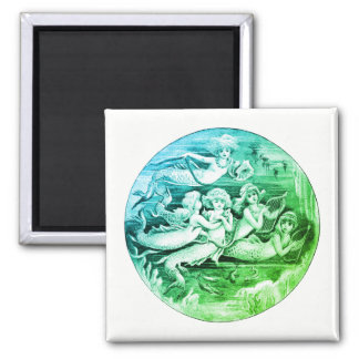 Mermaid 6 Magnet