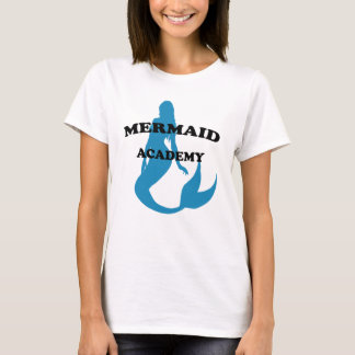 Mermaid Academy with Silhouette T-Shirt