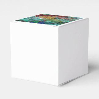 Mermaid and Butterflies Favor Box