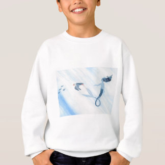 Mermaid and Puffin Sweatshirt