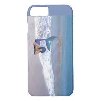 Mermaid Apple iPhone 7, Barely There Phone Case