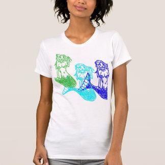 Mermaid Array Tshirts