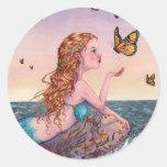 Mermaid Art Stickers - Bring Me Tidings