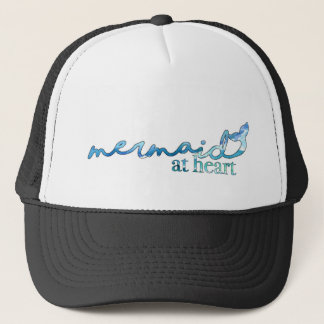 Mermaid at Heart Trucker Hat