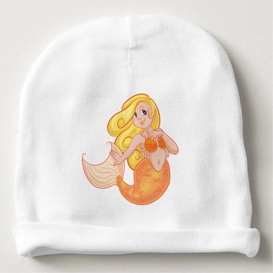 Mermaid baby hat, for sale ! baby beanie