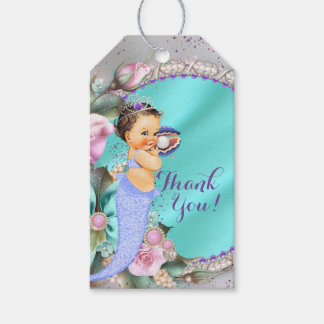 Mermaid Baby Shower Gift Tags