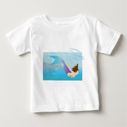 Mermaid Baby T-Shirt